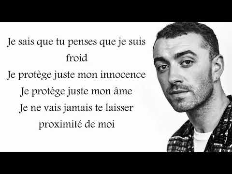 Sam Smith ~ Too Good At Goodbyes ~ Traduction Française