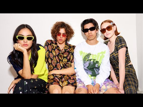 Crap Eyewear Spring 2019 Lookbook
