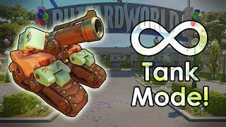 The (Blizzard) World of Bastion Tanks - Overwatch Custom Game
