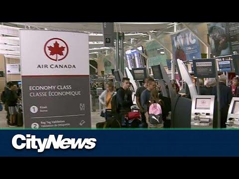 Air Canada Warns Of Mobile App Data Breach