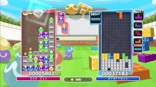 [Puyo Puyo Tetris] Puyo vs Tetris 2