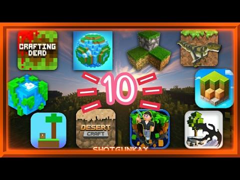 10 เกมที่คล้ายมายคราฟ!!! I EP.2