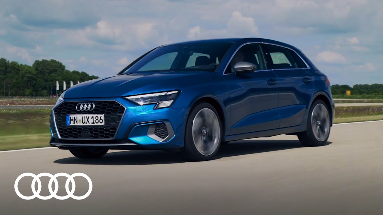 Perfectly yours – der neue Audi A3 Sportback