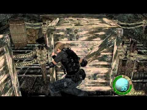 Resident Evil 4 Guía:Lista De Tesoros Y Puzzles En Modo Historia Parte 1/2