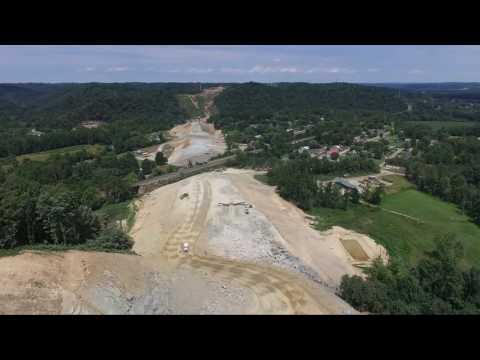 Under Construction II Veterans Memorial Highway