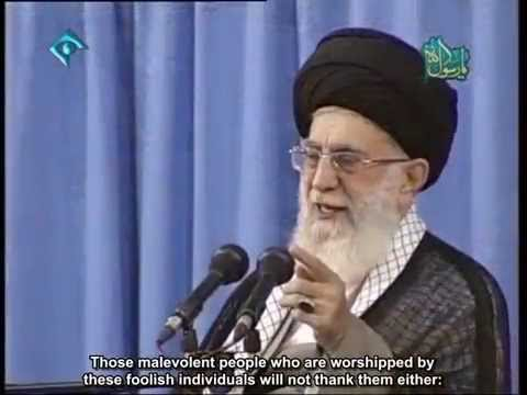 [Eng Sub] Most dangerous kind of discord is ideological and religious discord Ayt Khamenei May2014