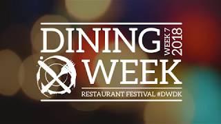 Dining Week 2018