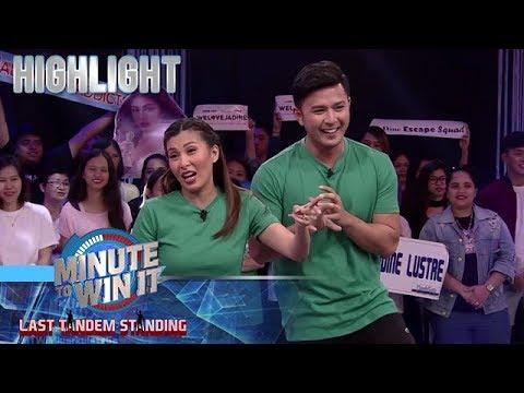 Alex Castro, may ibinuking tungkol sa kanyang asawa na si Sunshine | Minute To Win It