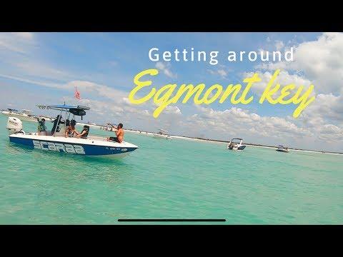 Unplanned Trip To Egmont Key