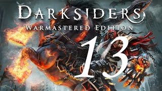 Прохождение Darksiders: Warmastered Edition #13 Стигиец