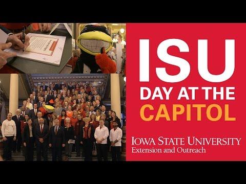 2017 Iowa State University Day at the Iowa Capitol
