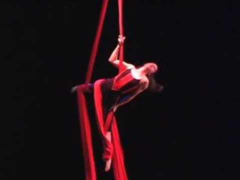 Aerial Fabric Silk The Last Dance A Tango On Air