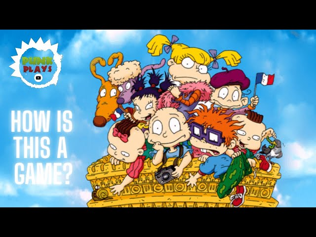 Why I Hate RUGRATS | Rugrats in Paris | PSX 2019