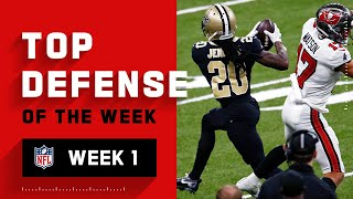 Top Defense from Week 1 | NFL 2020 Highlights
