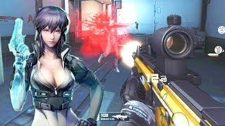 NEW Free to Play FPS: Ghost in the Shell First Assault GAMEPLAY REVIEW!