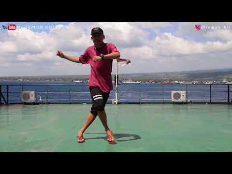 Mas TEMON Perdana JOGET Di Kapal Feri - Ora Jodoh - NEW GRS