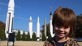 US Space and Rocket Center - Day 520 | ActOutGames