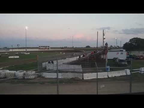 34 Raceway - Heat Race - 9/1/18