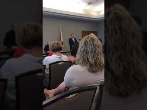Rep. Mike Rogers town hall in Oxford, Ala. 2