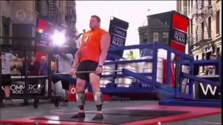 2014 World's Strongest Man - Heat 5