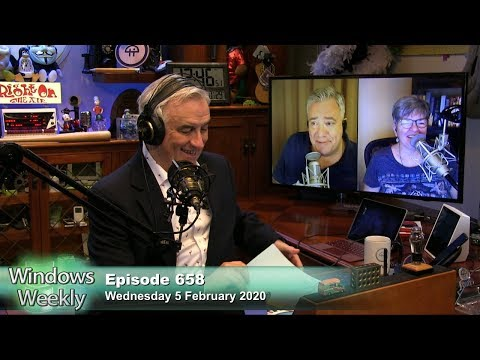 Ring the Red Bell - Windows Weekly 658