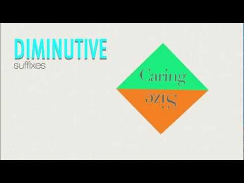 Spanish Augmentative and Diminutive suffixes