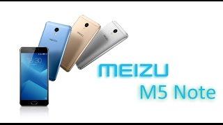 Обзор Meizu M5 Note