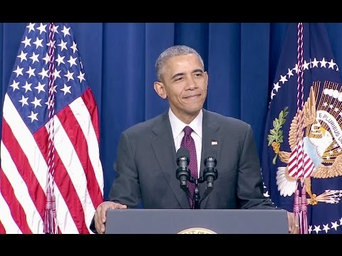 President Obama Speaks on Advancing Equal Pay