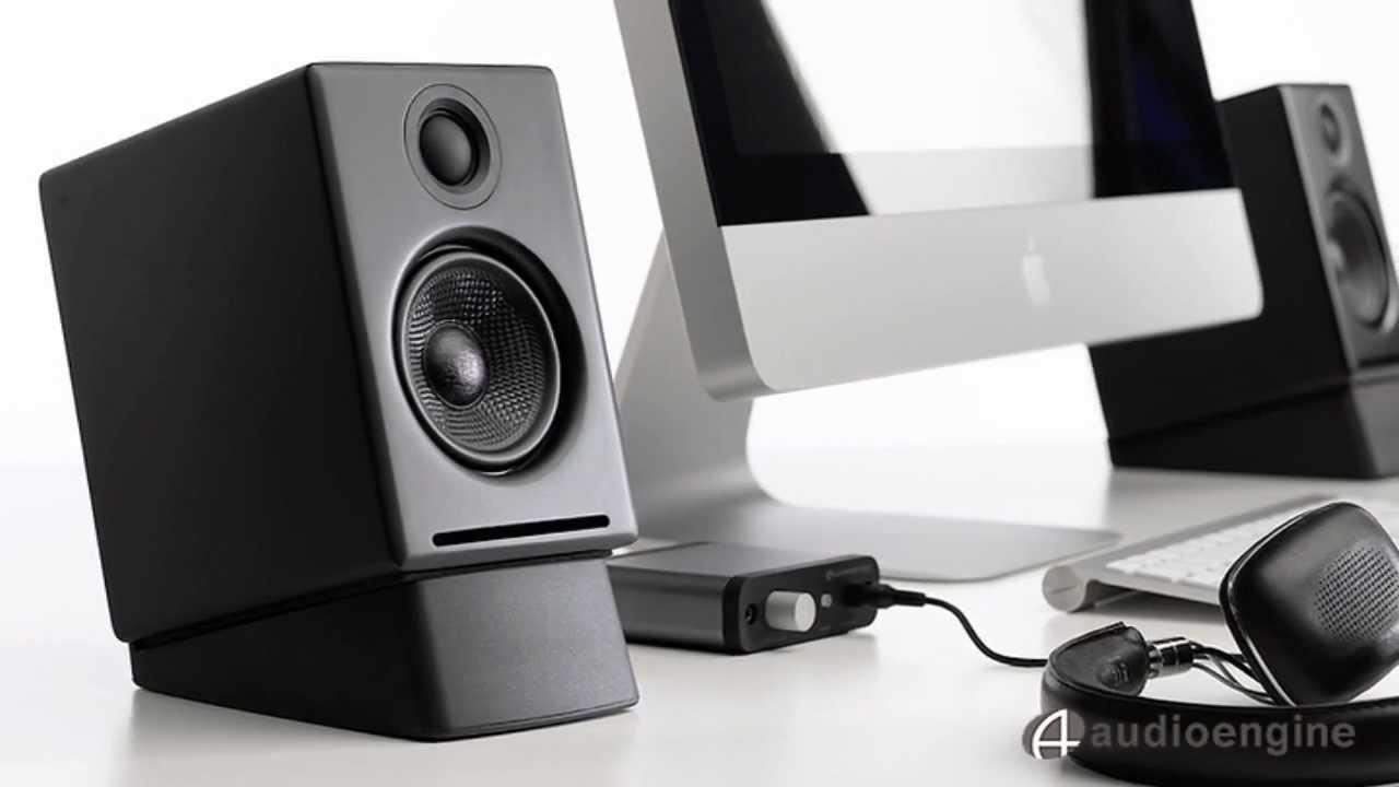 A2 premium powered desktop speakers youtube - A2 Premium Powered Desktop Speakers Youtube 0