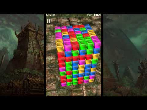 Real 3D Temple Jewel  puzzle games