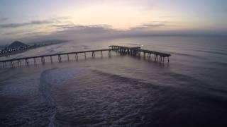 freex in    brazil  beach sunrise