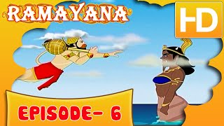 Ramayan Short Story For Kids |  Ramayan in Hindi | Animated Cartoon Story For Kids Ep 6 | Kahaniyaan