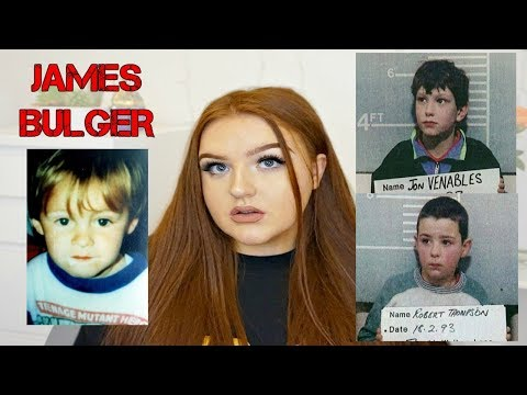 THE TRAGIC MURDER OF JAMES BULGER