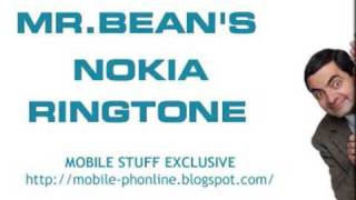 Mr Bean Ringtone FUNNY