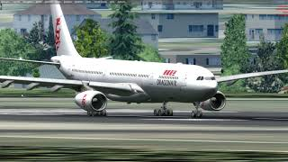 Aerosoft A330 Test Flight