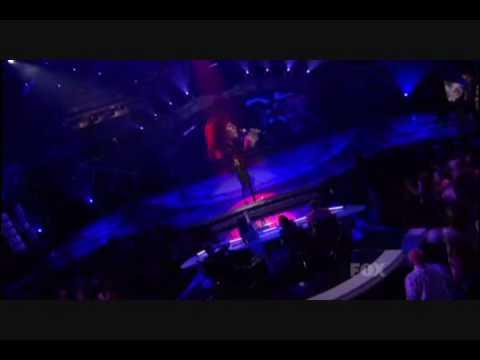 Cry Baby Elimination Performance- Allison Iraheta