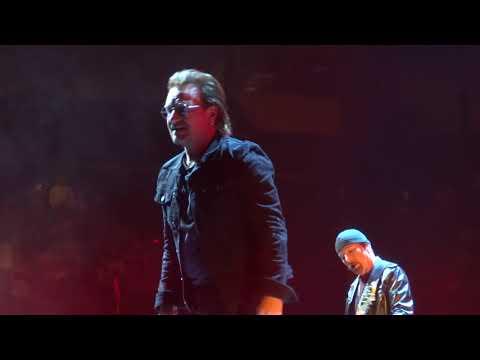 U2 Red Flag Day - Berlin, Mercedes-Benz-Arena - 01.09.2018