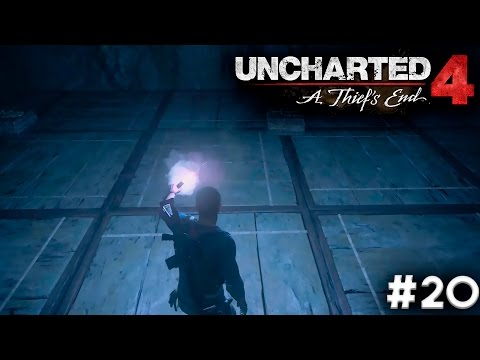 UNCHARTED 4 #20 O DECLÍNIO DE AVERY | 1080P 60 FPS | PT-PT