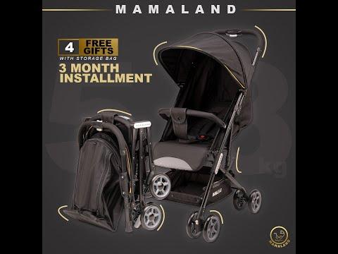 Mamaland Pocket Baby Stroller