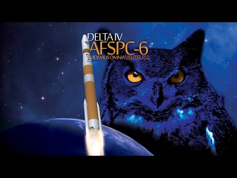 Delta IV AFSPC-6 Live Launch Broadcast