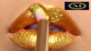LATEST LIPSTICK MAKEUP TUTORIAL  | New Amazing Lip Art Ideas 2018