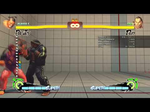 Beyond Technical: How To Do Combos (Street Fighter 21/07/2013)