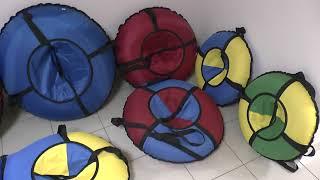 Обзор надувных санок-ватрушек