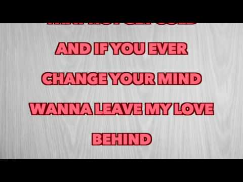 Chris Stapleton - Second One to Know (Full Song Lyrics)