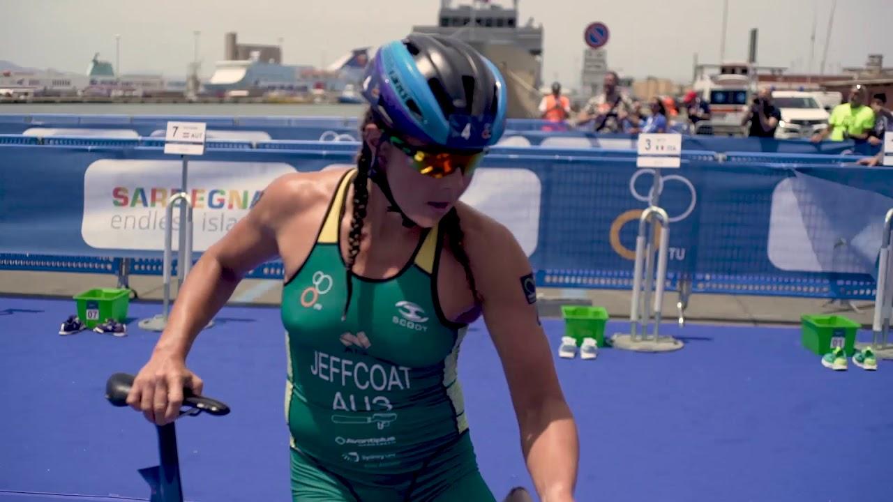 Damen Triathlon