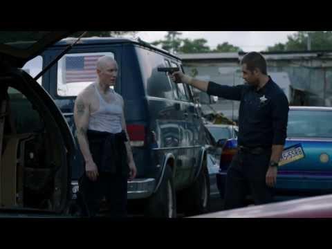 Banshee Season 2: Episode 7 Clip  Banshee Sheriff&39;s Department Confronts White Supremists