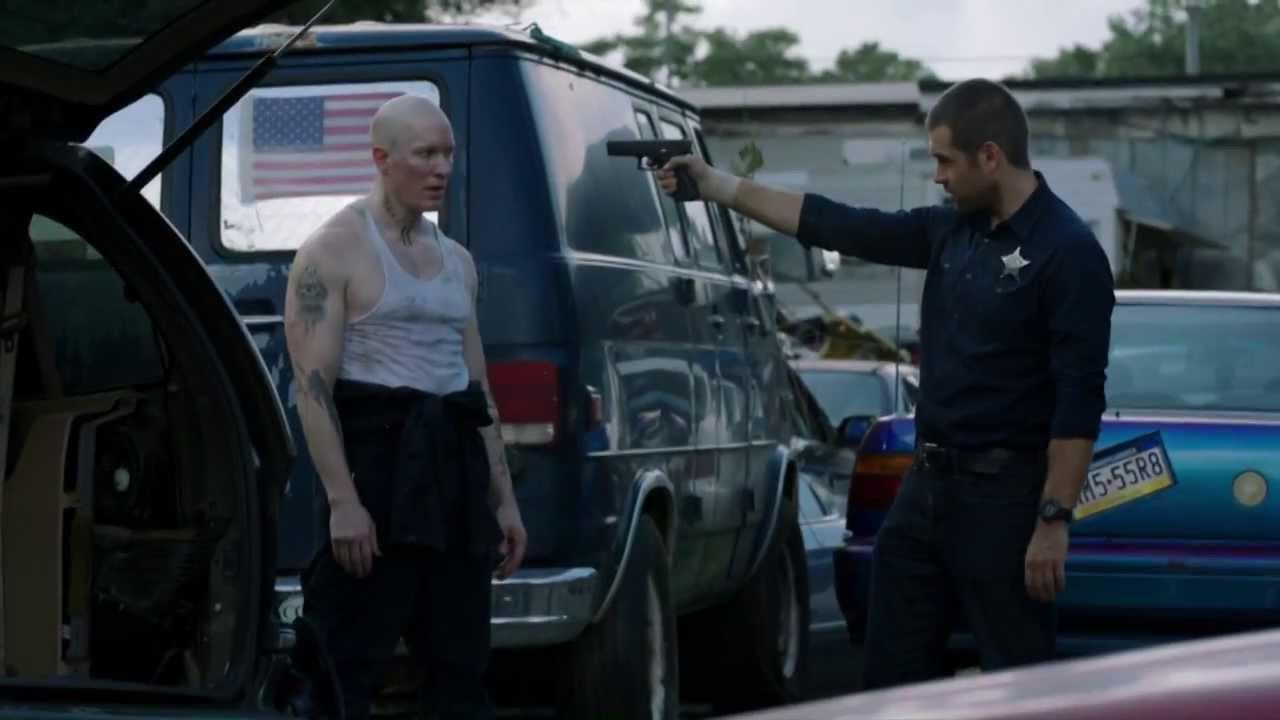 Download Banshee Season 2: Episode 7 Clip - Banshee Sheriff's Department Confronts White Supremists