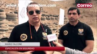 DIARIO CORREO PERU FALCONE SYSTEM