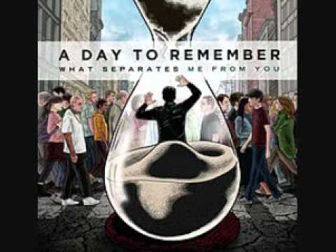 A Day To Remember - Sticks and Bricks **NEW SONG**