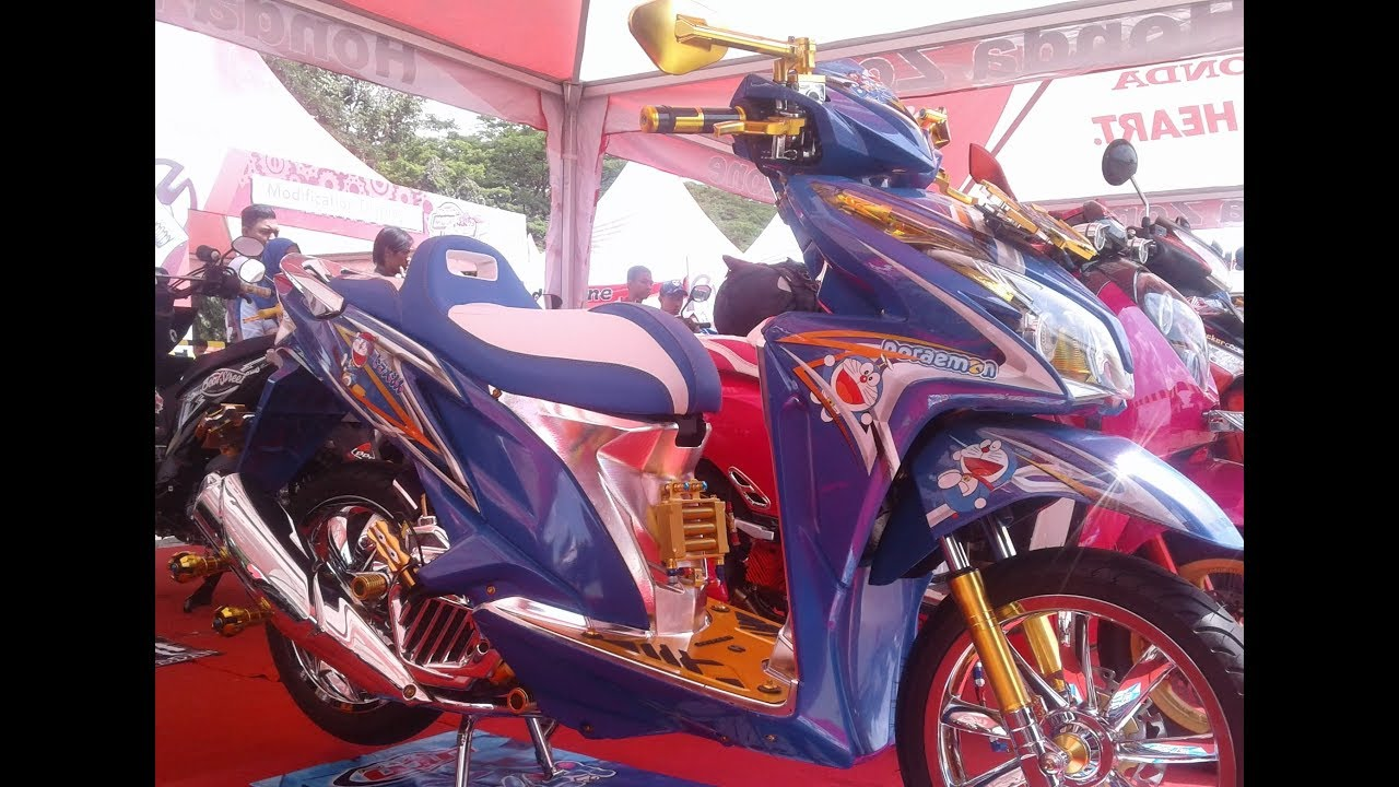 Modif Vario 125 Babylook Style YouTube